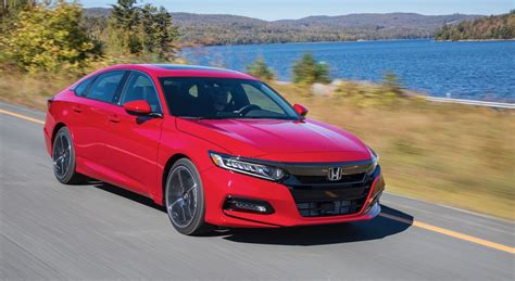 Research, compare, and save listings, or contact sellers directly from 7 2018 accord models nationwide. 2018 Honda Accord Sport 2.0T Review: A fun midsize sedan ...