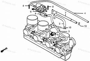 33 Honda Shadow Carburetor Hose Diagram
