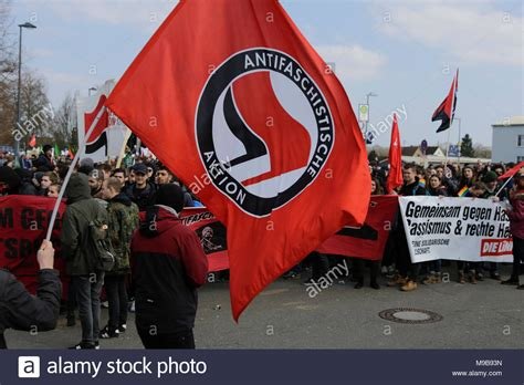 Antifa Flag Stock Photos & Antifa Flag Stock Images