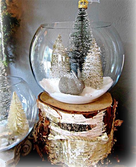 weihnachtsdeko im glas weihnachtsdeko glas