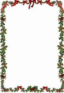 Christmas border clip art free clipart images 2