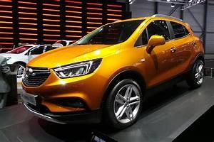 Suv Opel Mokka : uk prices and specs announced for new vauxhall mokka x suv auto express ~ Medecine-chirurgie-esthetiques.com Avis de Voitures