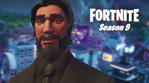 John Wick Event Leaked In Fortnite Season 9 For Upcoming