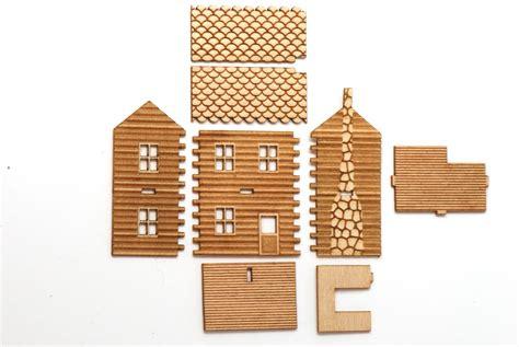 story log cabin kit stewart dollhouse creations