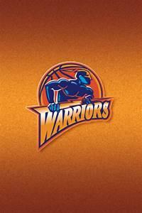 Full size Golden State Warriors Logo Iphone Wallpaper 2018 ...