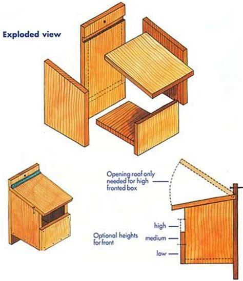 image   open fronted nest box bird boxes nesting