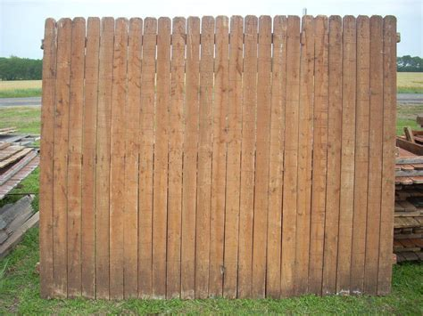 Wood Fence Panels Home Depot Picket At Home