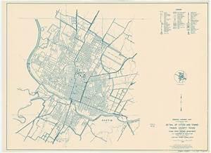 Historical Maps Of Austin  U00ab Bryker Woods Neighborhood