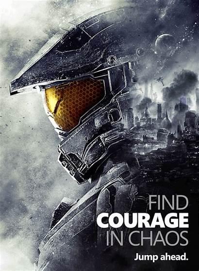 Halo Xbox Pantalla Fondos Master Chief Reach