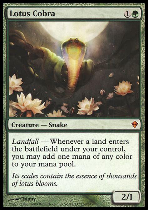 Budget Amulet Of Vigor Deck by Lotus Cobra Magic The Gathering Card Info