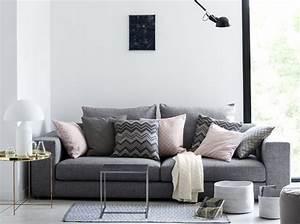 Deco Design Salon : am nager un salon moderne elle d coration ~ Farleysfitness.com Idées de Décoration