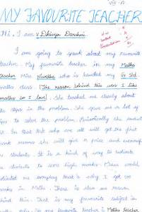 My Favourite Writer Essay In Marathi
