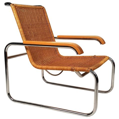 marcel breuer b 35 lounge chair for sale at 1stdibs