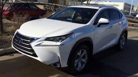 Is The Most Economical Suv by Most Economical Suv Lexus Nx 300h Hybrid Best Midsize Suv