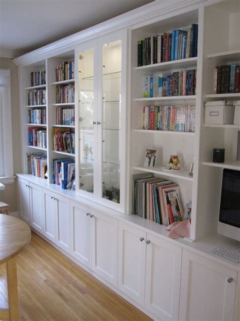 bookcase built in desk white bookcases with built in desk traditional kitchen
