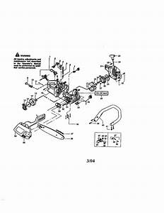 Craftsman Chainsaw Fuel Line Diagram  U2014 Untpikapps