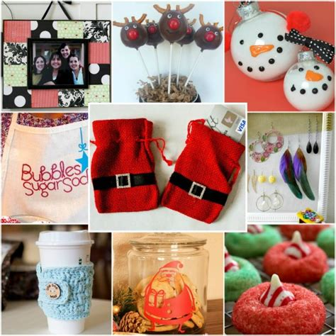 21 fun christmas treats and gifts that are handmade