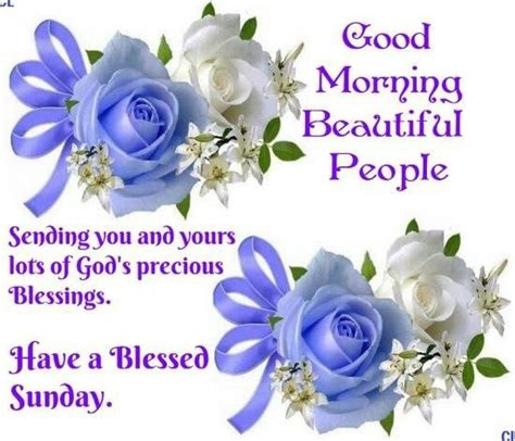 Blessed Sunday Morning Images Morning Beautiful A Blessed Sunday