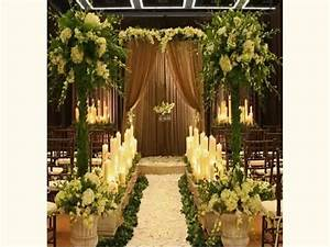 Church Wedding Decoration 2015 - YouTube