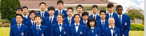 saint kentigern education   zealand study  nz