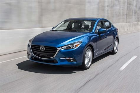 2017 Mazda3 25 Grand Touring First Test Review  Motor Trend