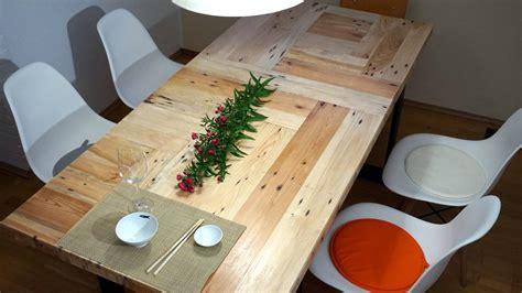 Tisch Aus Palettenholz by Bau Eines Esszimmertisches Aus Palettenholz Flywood De