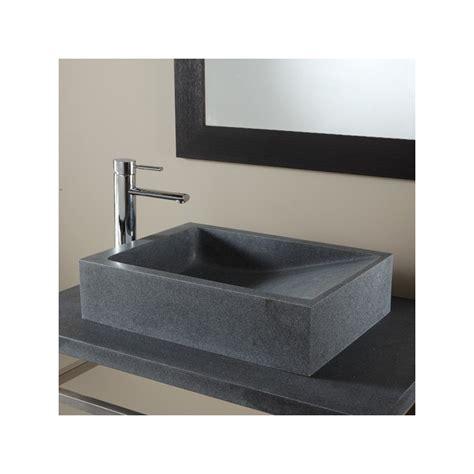 vasque 224 poser rectangle vasques naturelle planete bain