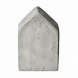 Haus Aus Beton : bloomingville deko haus aus beton jannem ~ Lizthompson.info Haus und Dekorationen