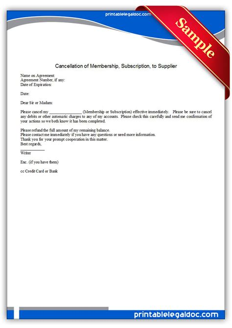 We did not find results for: Free Printable Cancellation Of Membership, Subscription Form (GENERIC)
