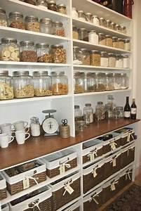 Regale Für Abstellkammer : organisieren sie ihre speisekammer regale idee k chenideen pinterest design ~ Sanjose-hotels-ca.com Haus und Dekorationen