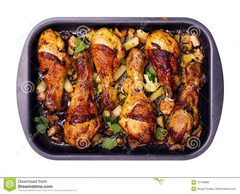 baked chicken sheet drumsticks baking preview