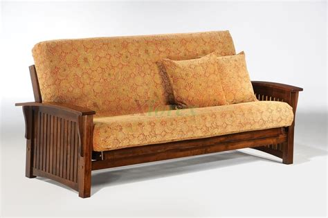 Wood Futon Frame by Wood Futon Frame And Day Winter Futon Xiorex