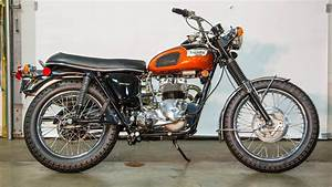 1971 Triumph Trophy 500