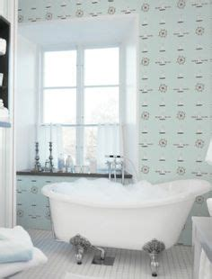 bathroom wallpaper ideas uk coastal bathroom ideas on themed