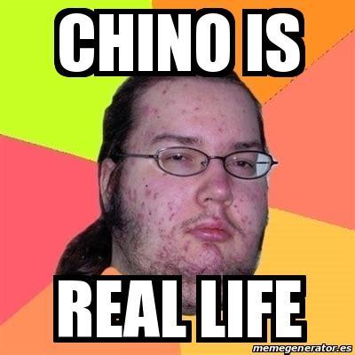 True Life Meme Generator - meme friki chino is real life 16645596