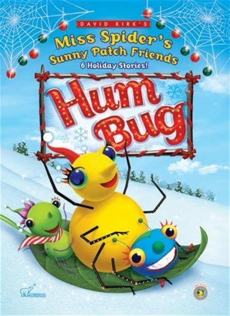 spiders sunny patch friends tv series