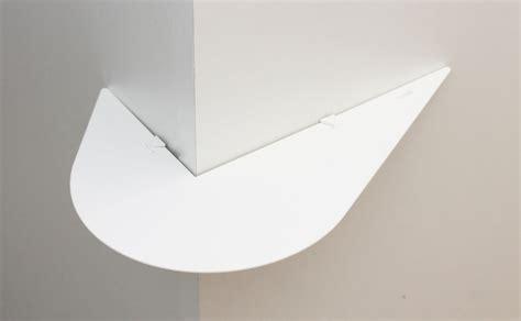 store cuisine moderne etagère d 39 angle quot zell quot blanche étagère murale design