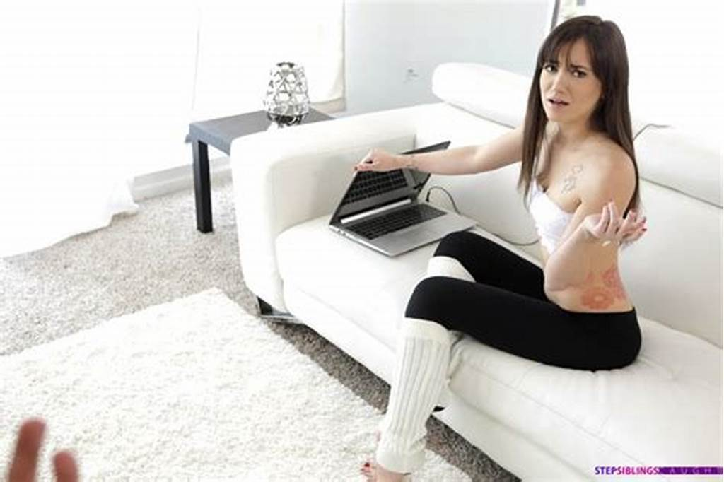 #I #Caught #My #Step #Sister #Watching #Porn