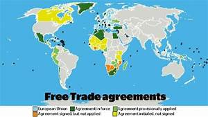 NZ free trade agreement with the EU up for debate   Stuff ...
