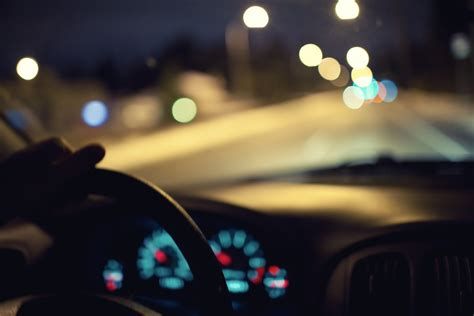 coping  impaired night vision  driving