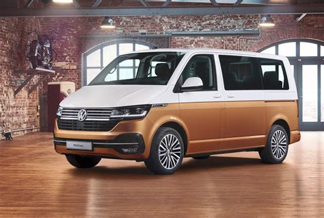 Volkswagen Bulli 2020 by 2020 Volkswagen Transporter T6 1 Previewed Ev Coming With