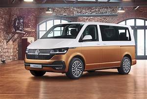 2020 Volkswagen Transporter T6 1 Previewed, EV Coming With