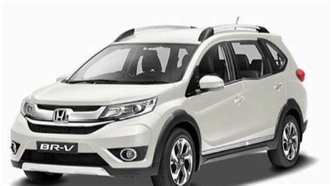 2017 New Honda Brv 7 Seater Configuration