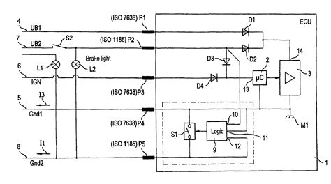 iso 7638 wiring diagram 23 wiring diagram images