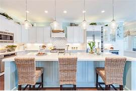 Best 25 Coastal Kitchens Ideas On Pinterest  Beach Kitchens Coastal Inspir