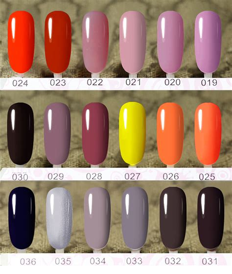 professional nail colors professional cheap one step color uv gel nail 15ml