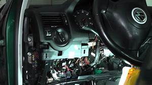 Volkswagen Jetta Repairing Ignition Switch Wiring Harness