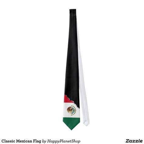 Classic Mexican Flag Tie | Zazzle.com | Mexican flags ...