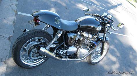 Triumph Thruxton Picture by 2009 Triumph Thruxton 900 Picture 2724961