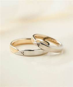 13 unique wedding rings real simple for Creative wedding ring